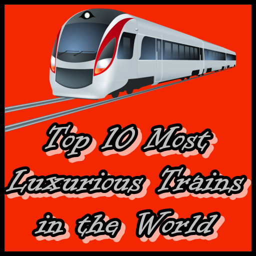 Top 10 Most Luxurious Trains in the World (10 Most Luxurious Cars In The World)