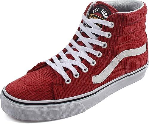 dbaa5c4e76 Vans Sk8-hi -Fall 2018-(VN0A38GEU561) - (design Assembly) Bossa Nova true  White - 4.5  Amazon.co.uk  Shoes   Bags