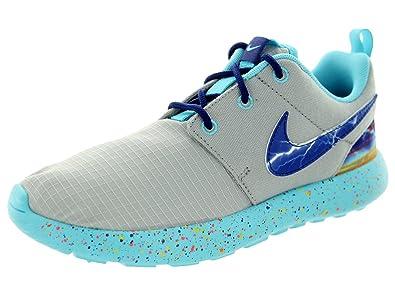 105d674a1e90 Nike Kids Roshe One Print (PS) Wlf Gry Dp Ryl Bl Unvrsty