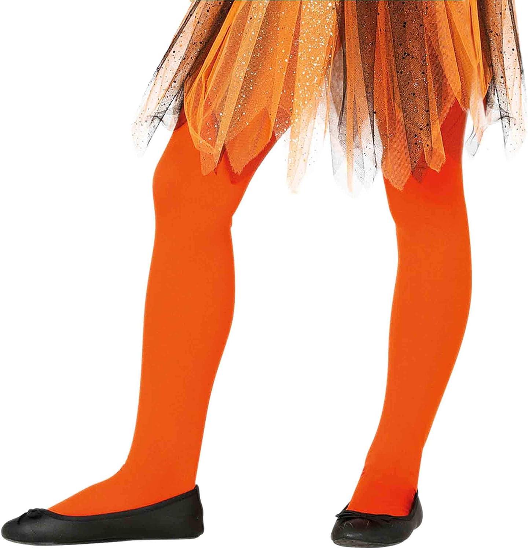Panty Naranja Infantil - Medias: Amazon.es: Juguetes y juegos