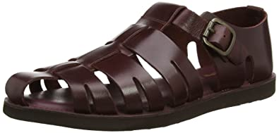 Mens Rav Closed Toe Sandals Redtape MCh8ar