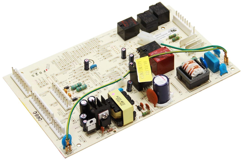 GE WR55X11072 Board Asm Main Control