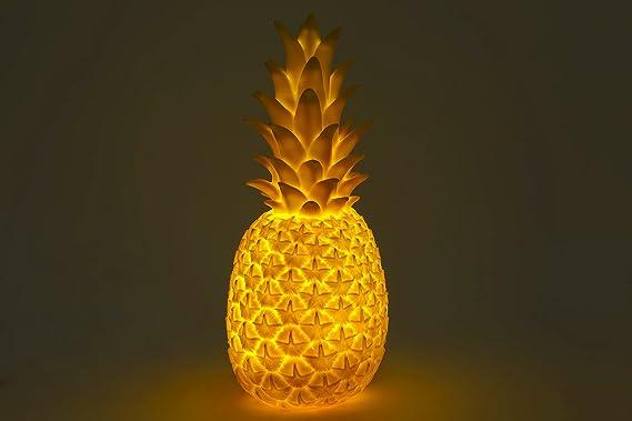 Lampe ananas piña colada jaune pour enfants goodnight light 741