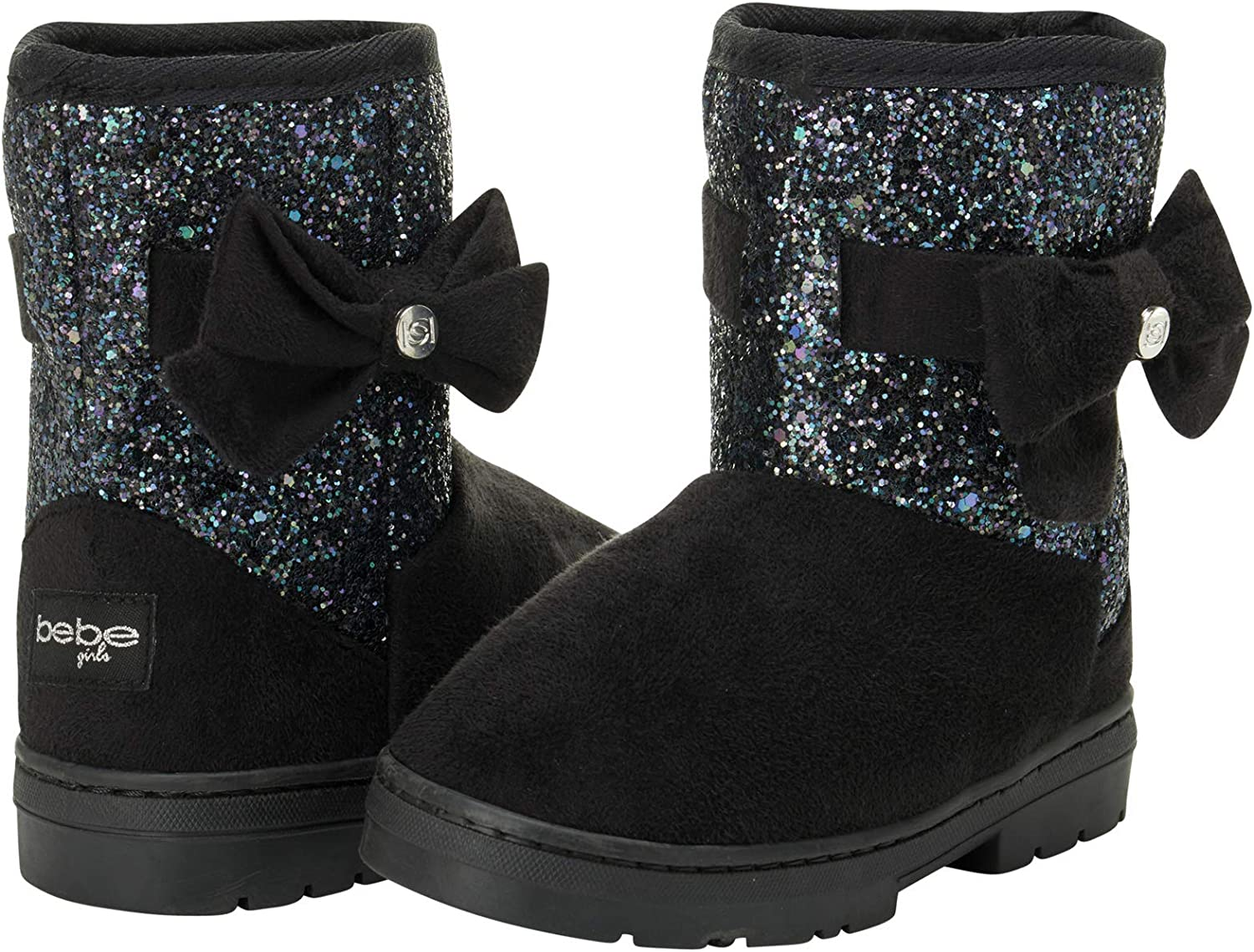 Kids Winter boots with pearls kids Boots with pearls Dazzled boots bling boots pearl kids shoes boots with beads bling boots Glitter boots