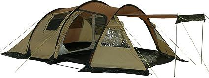 10T Zelt Felton 3 Mann Tunnelzelt wasserdichtes Campingzelt 5000 mm Trekkingzelt Vorraum /& 5 Fenster