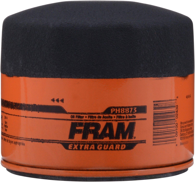 Amazon.com: FRAM PH8873 Extra Guard Passenger Car Spin-On Oil Filter:  Automotive