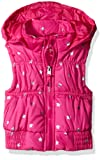 Amazon Price History for:Pink Platinum Girls' Foil Star Puffer Vest