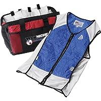 TechKewl Hybrid Cooling Vest, Blue, XX-Large