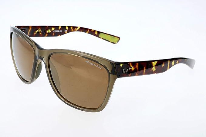 102f02c0cc891 Amazon.com: Nike EV0882-323 Vital R Sunglasses (One Size), Crystal ...