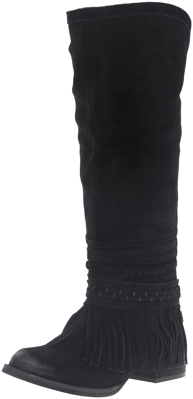 Black Naughty Monkey Womens Zarape Chelsea Boot