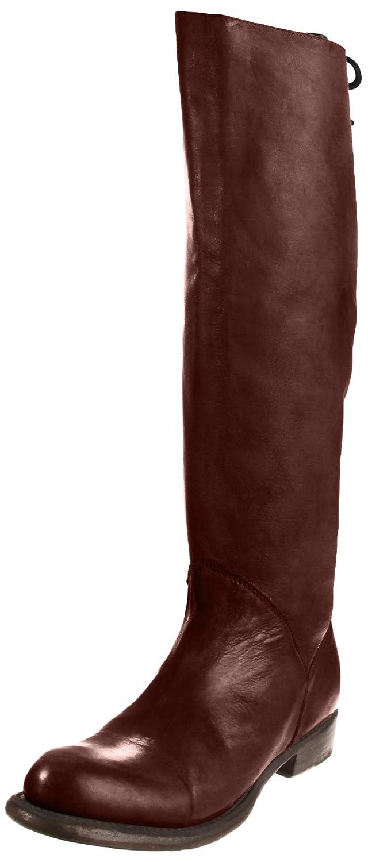Bed|Stu Women's Manchester Knee-High Boot B01DBTDU9E 6.5 B(M) US|Dark Scarlett Rustic
