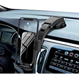 Mpow Universal Car Phone Holder, Dashboard Car Phone Mount with Strong Sticky Gel Suction Cup, Dual Release Button, Compatibl