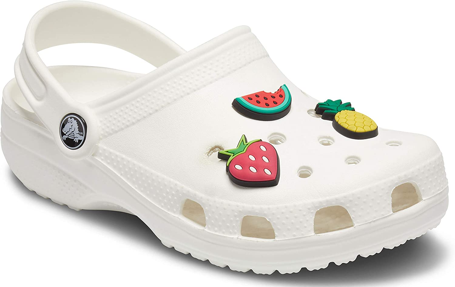 Crocs Shoe Charms 3-Pack | Personalize Jibbitz, Fruit, Small