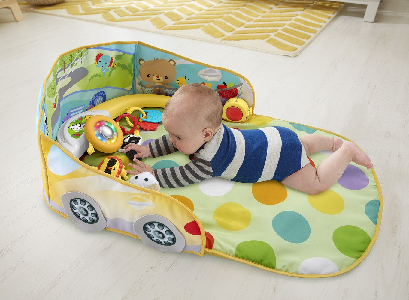 fisherprice in convertible car play gym amazonca baby -