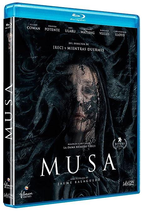 Musa [Blu-ray]: Amazon.es: Elliot Cowan, Franka Potente, Ana Ularu ...