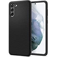 Spigen ACS02422 Liquid Air Designed for Samsung Galaxy S21 Case (2021), Black