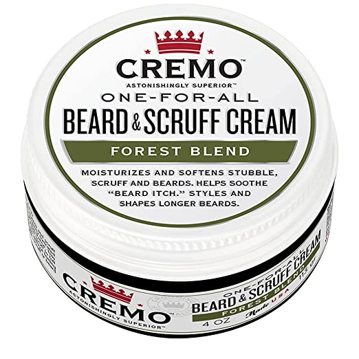Cremo Blend Beard & Scruff Cream