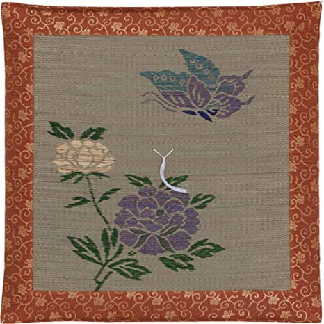 Amazon.com: Four Seasons hecho a mano japonés Brocade Fabric ...