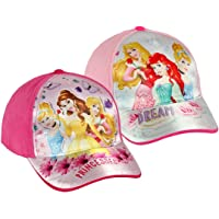 Disney Princesses V1300117 Hat, Rosa Oscuro, Talla única Unisex-Child