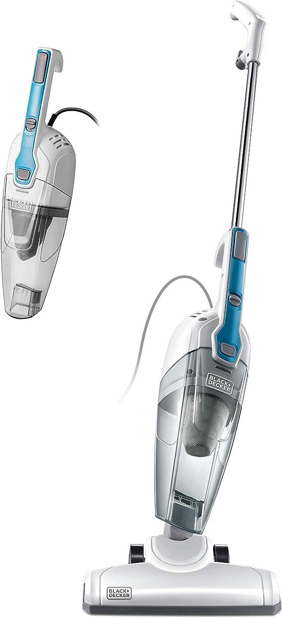 Black & Decker BDST1609 3-in-1 Corded Lightweight Handheld Cleaner & Stick Vacuum Cleaner