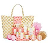 Spa Luxetique Rose Spa Gift Baskets for