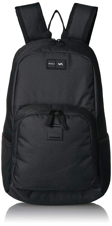 RVCA Men's Estate Backpack II, black, ONE SIZE