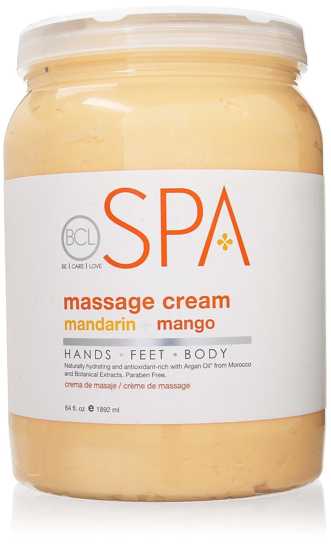 Amazon.com : BCL Spa Mandarin and Mango Massage Cream, 16 Ounce : Massage Lotions : Beauty