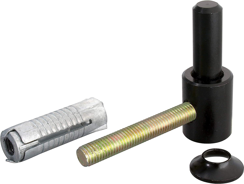 TIMco Classic Black Gate Hinge//Door Handle Countersunk Screws
