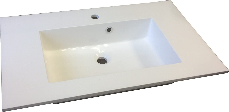 TOP Badmöbel / Badezimmer Regina 5tlg. Set In Sonoma Eiche Mit 80 Cm  Waschtisch: Amazon.de: Küche U0026 Haushalt