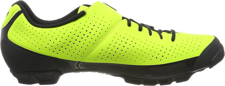 Zapatos de Bicicleta de monta/ña para Hombre Giro Code Techlace MTB