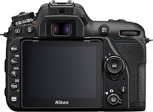 Nikon D7500 rear