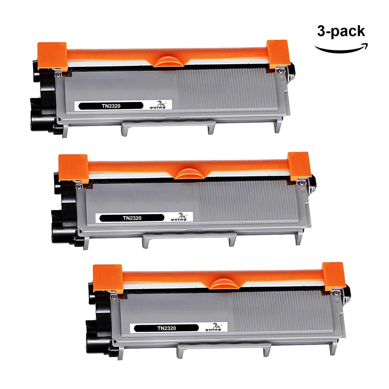 Toner TN2320 ONINO Compatibili per Brother HL-L2300D HL-L2320D HL-L2340DW HL-L2360DN HL-L2360DW DCP-L2500D DCP-L2500DW DCP-L2520DW DCP-L2540DN DCP-L2560DW MFC-L2700DN MFC-L2700DW MFC-L2720DW MFC-L2740DW (2pcs)