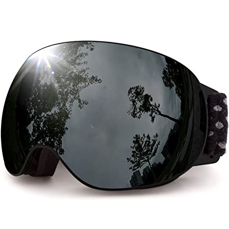 0b993125615 Amazon.com   MEETLOCKS OTG Ski Goggles Men