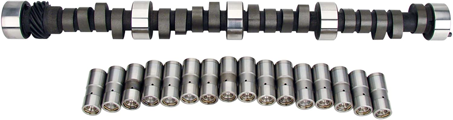 COMP CAMS CL12-211-2 CHEVY SBC 283 327 350 400 HYD CAMSHAFT /& LIFTERS KIT 270H