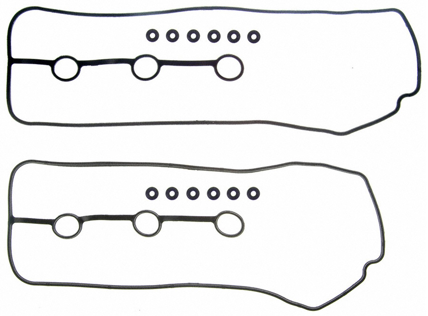 Fel Pro Vs 50634 R Valve Cover Gasket Set Automotive 2007 Yukon Fuse Box Diagram
