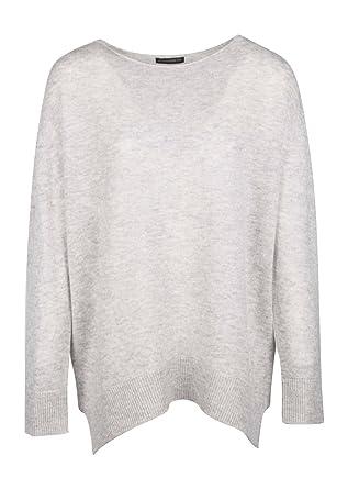 13abf61d90f8 Drykorn Damen Pullover grau - L: Amazon.de: Bekleidung
