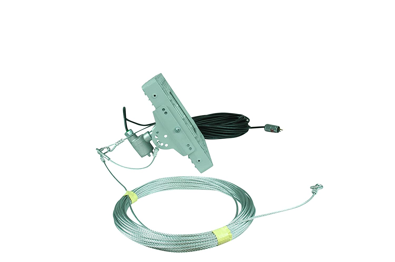 C1d1 Explosion Proof 150 Watt Suspended Led Light Fixture 100ft Wiring 277 Volt Fluorescent Fixtures Get Free Image Cord Safety Cable Joist Mount