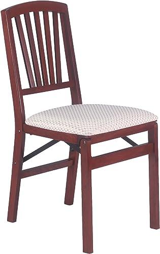 Stakmore Slat Back Folding Chair Finish