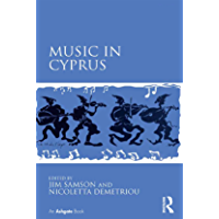 Music in Cyprus book cover