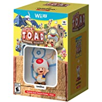 Captain Toad and Amiibo Toad - Wii U - Standard Edition