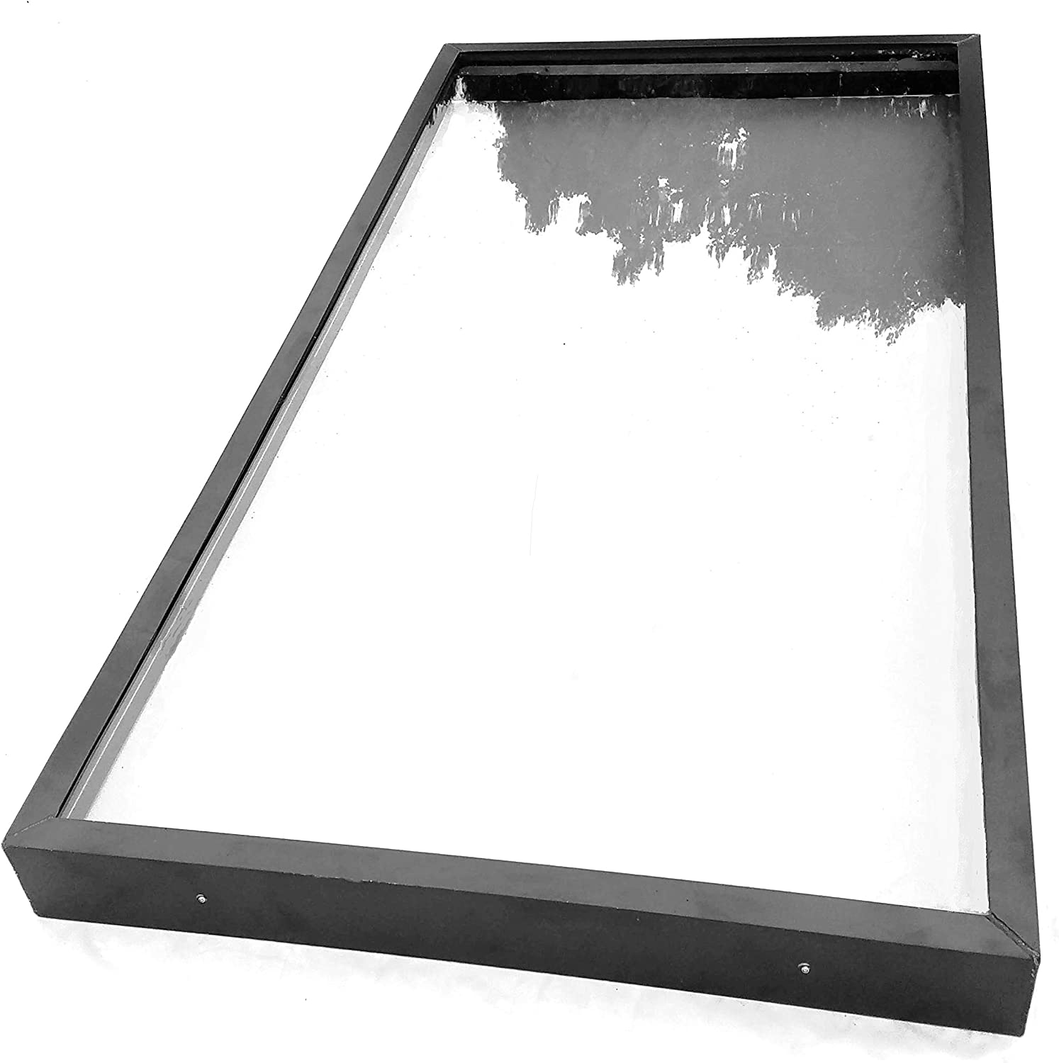 SIG Skylights CM3BSC 24 x 48 Curb Mounted Skylight w//Solar Reflective Insulated Glass 2 Drop
