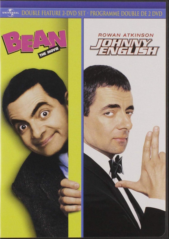 Amazon Com Bean The Movie Johnny English Double Feature Rowan Atkinson Peter Macnicol Pamela Reed Natalie Imbruglia Ben Miller Mel Smith Peter Howitt Movies Tv