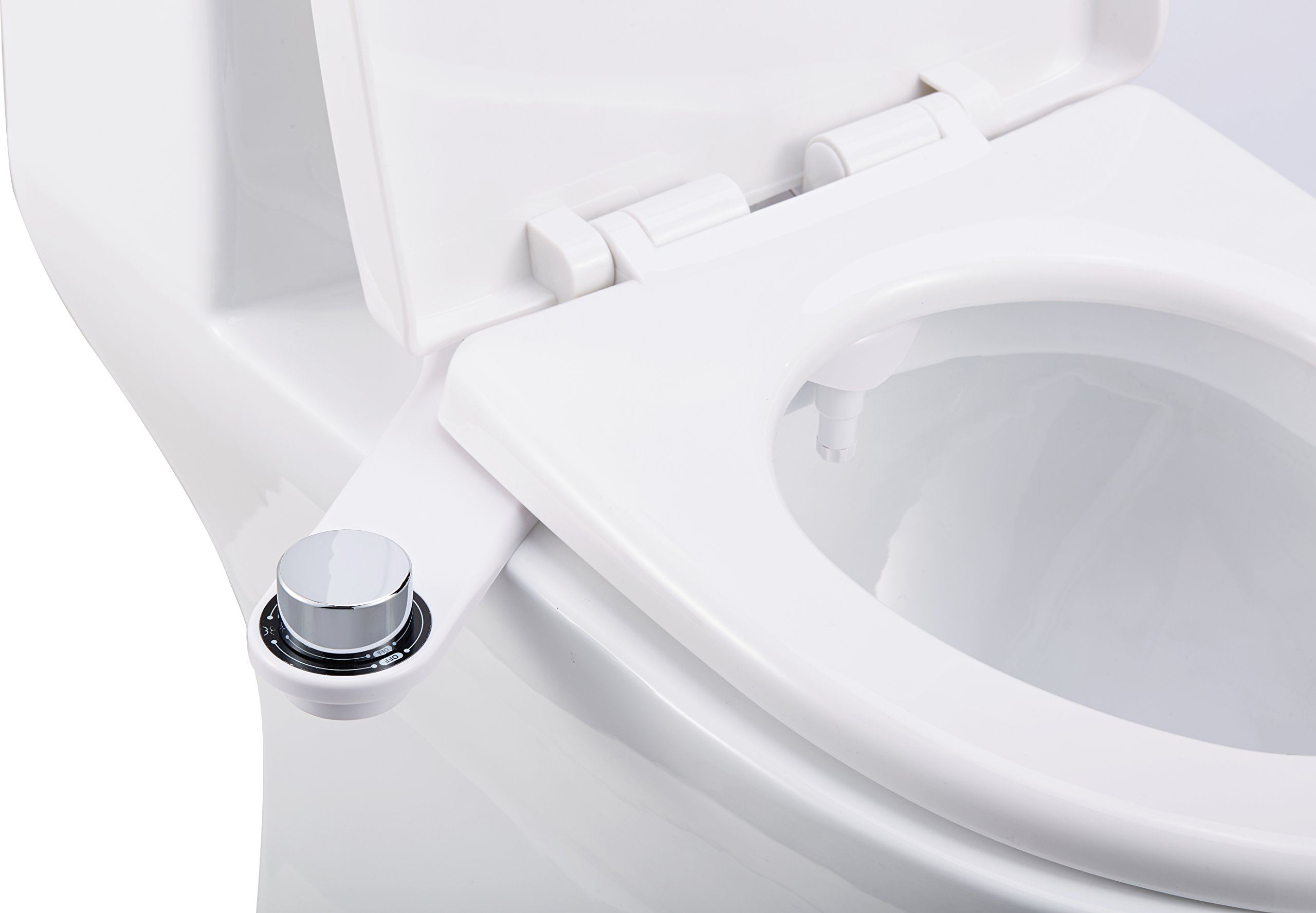 09cdba7c63f24 Details about Homlex Bidet Cold Water Spray Non-Electric Mechanical Bidets  Toilet Attachment