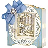 Spellbinders S6-157 Shapeabilities Grand Holiday Cabinet Etched/Wafer Thin Dies, Metal