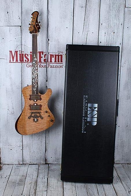 Esp EXL Stream GT CTM exposición limitada Original guitarra ...