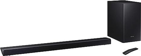 Samsung HW-R650 Altavoz soundbar 3.1 Canales 340 W Negro - Barra de Sonido (3.1 Canales, 340 W, DTS 5.1,Dolby Digital 5.1, Altavoz de subgraves (subwoofer) Activo, Inalámbrico y alámbrico, 28 W): Amazon.es: Electrónica