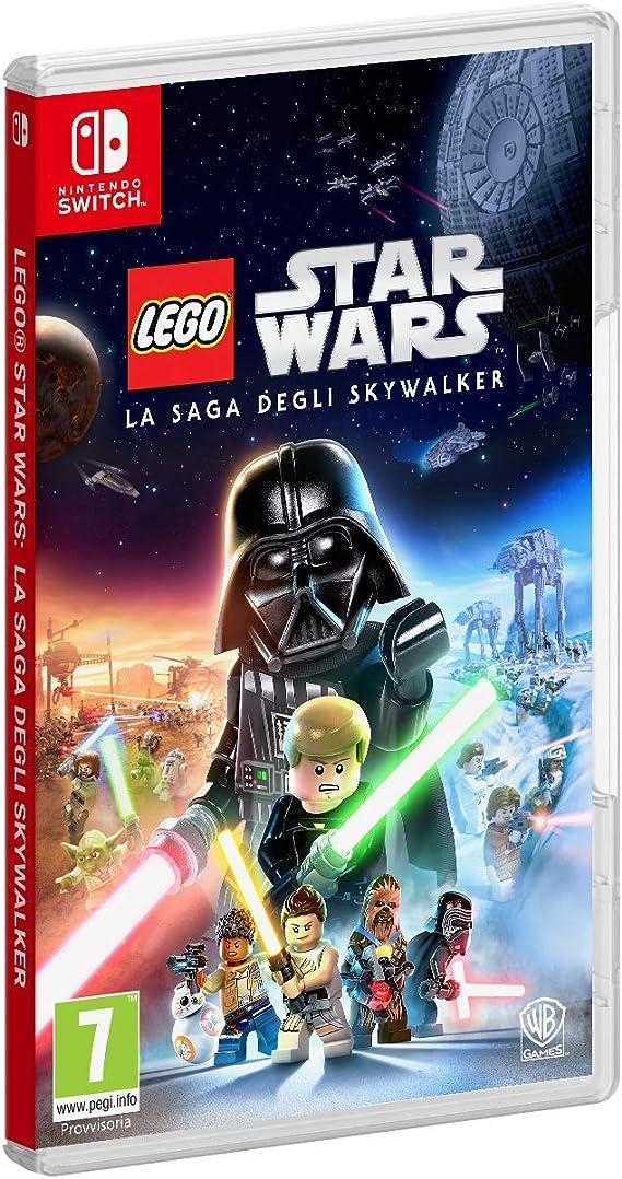 Lego Star Wars: The Skywalker Saga - Nintendo Switch [Importación italiana]: Amazon.es: Videojuegos