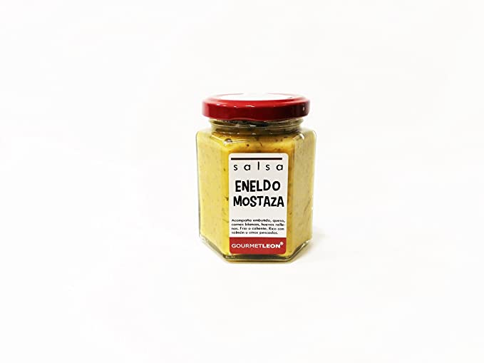 Salsa de Eneldo y Mostaza 160 gr