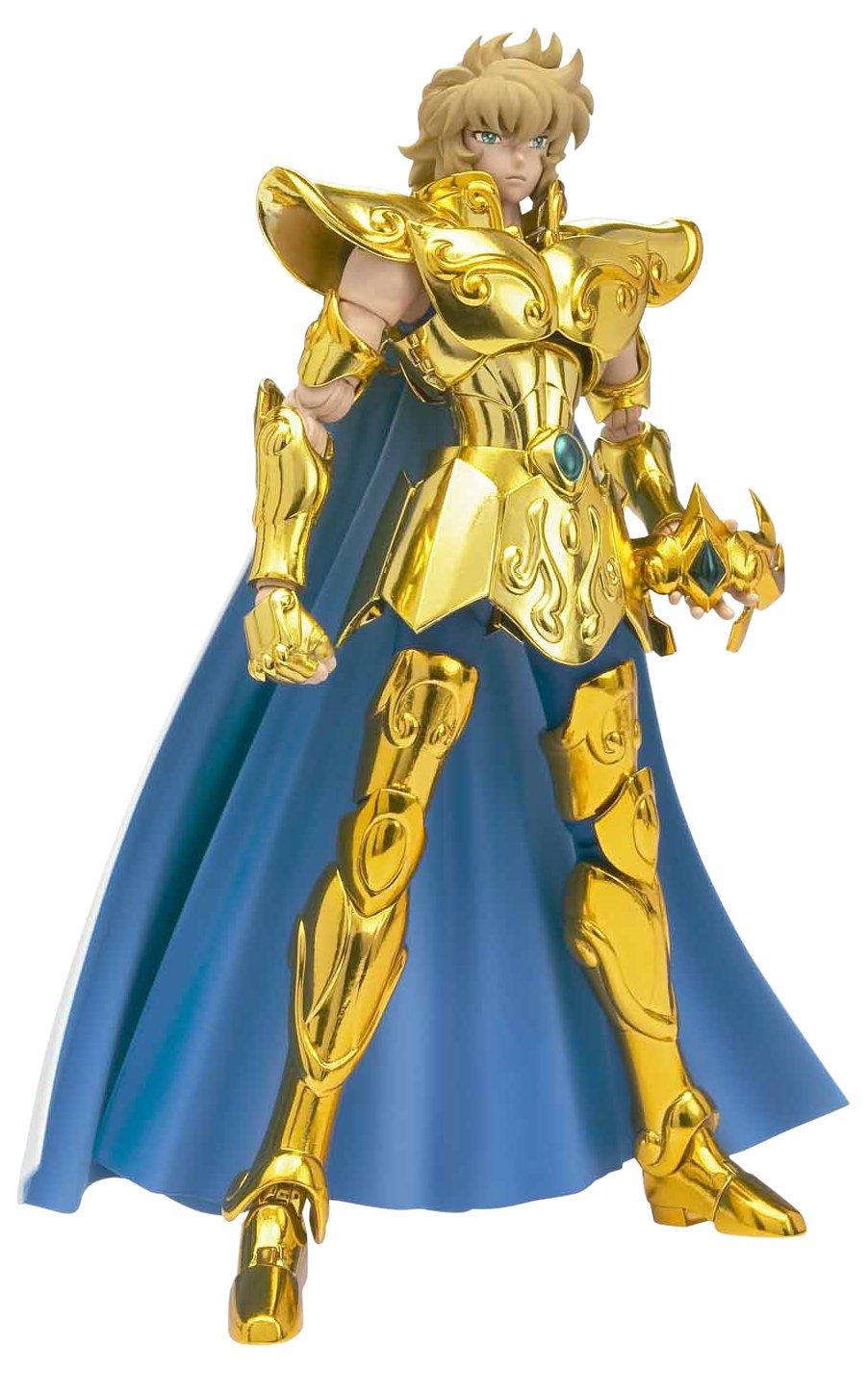 Saint Seiya figura caballeros de oro del leo