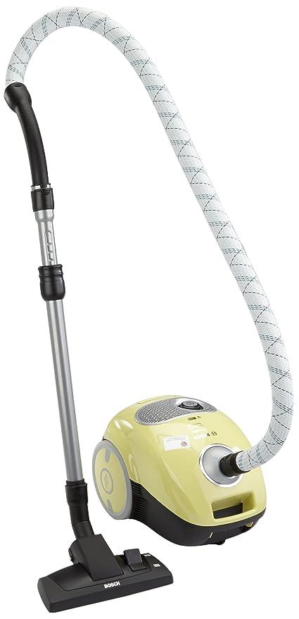 Bosch BGL35MOV19 - Aspiradora con compresor, color amarillo